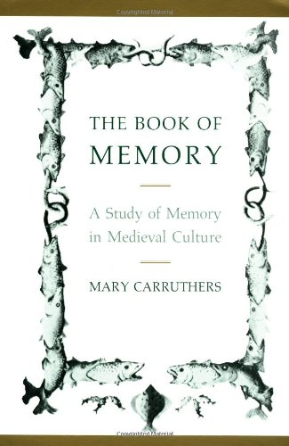 9780521429733: The Book of Memory: A Study of Memory in Medieval Culture (Cambridge Studies in Medieval Literature)