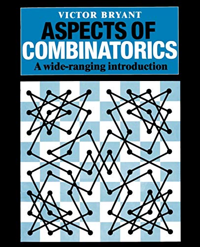 9780521429979: Aspects of Combinatorics: A Wide-Ranging Introduction