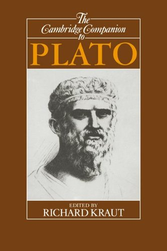9780521430180: The Cambridge Companion to Plato