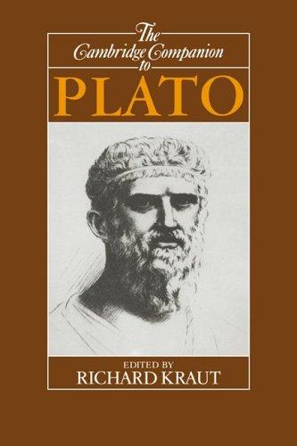 9780521430180: The Cambridge Companion to Plato