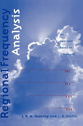 9780521430456: Regional Frequency Analysis Hardback: An Approach Based on L-Moments