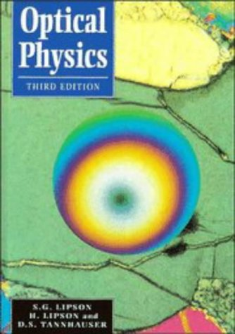 9780521430470: Optical Physics