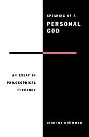 9780521430524: Speaking of a Personal God: An Essay in Philosophical Theology