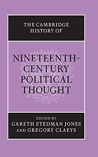 9780521430562: The Cambridge History of Nineteenth-Century Political Thought Hardback (The Cambridge History of Political Thought)