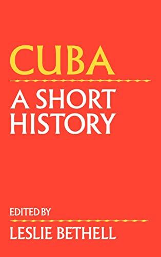 9780521430630: Cuba: A Short History (Cambridge History of Latin America)