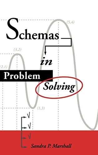 9780521430722: Schemas in Problem Solving