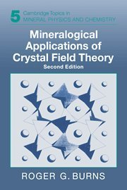 MINERALOGICAL APPLICATIONS OF CRYSTAL FIELD THEORY