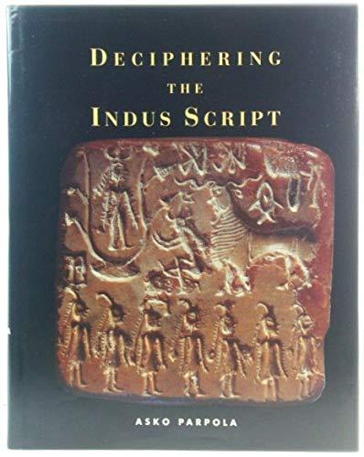 9780521430791: Deciphering the Indus Script