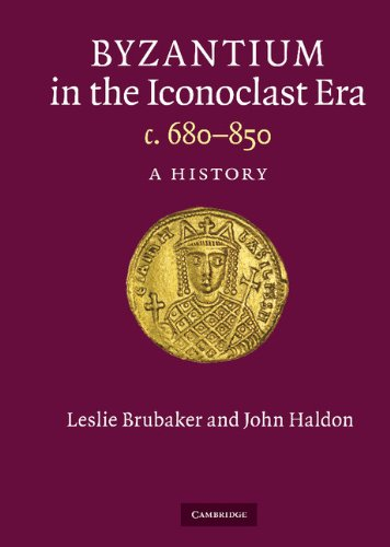 9780521430937: Byzantium in the Iconoclast Era, c. 680-850: A History