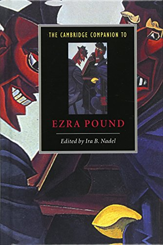 9780521431170: The Cambridge Companion to Ezra Pound Hardback (Cambridge Companions to Literature)