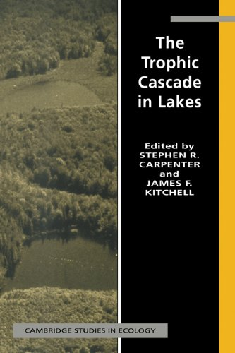 9780521431453: The Trophic Cascade in Lakes