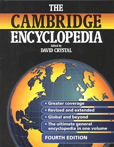 9780521431767: The Cambridge Encyclopedia Updated