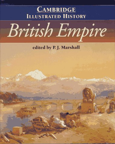 9780521432115: The Cambridge Illustrated History of the British Empire