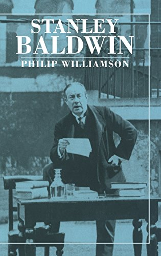 9780521432276: Stanley Baldwin. Conservative Leadership and National Values (British Lives)