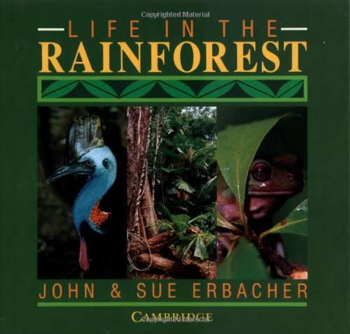 9780521432382: Life in the Rainforest
