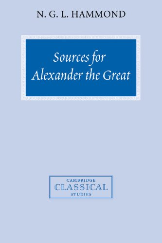 9780521432641: Sources for Alexander the Great: An Analysis of Plutarch's 'Life' and Arrian's 'Anabasis Alexandrou' (Cambridge Classical Studies)