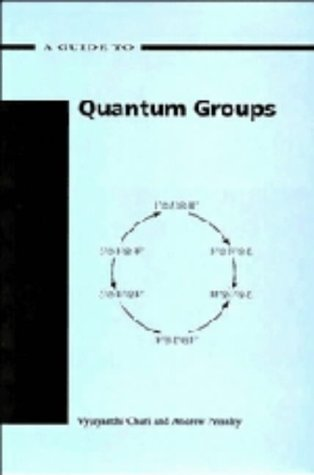 9780521433051: A Guide to Quantum Groups