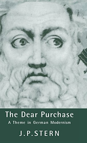 9780521433303: The Dear Purchase: A Theme in German Modernism (Cambridge Studies in German)