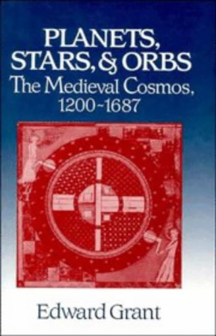 9780521433440: Planets, Stars, and Orbs: The Medieval Cosmos, 1200-1687