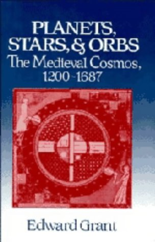 9780521433440: Planets, Stars, and Orbs: The Medieval Cosmos, 1200–1687