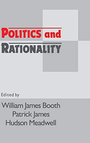 9780521434096: Politics and Rationality: Rational Choice in Application