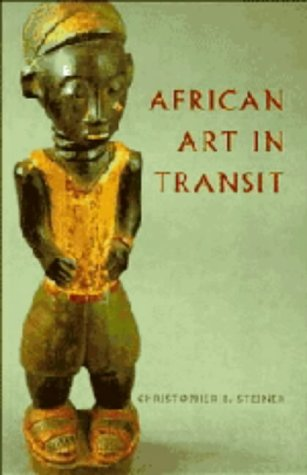 9780521434478: African Art in Transit (Cambridge Studies in Social and Cultural Anthropology)