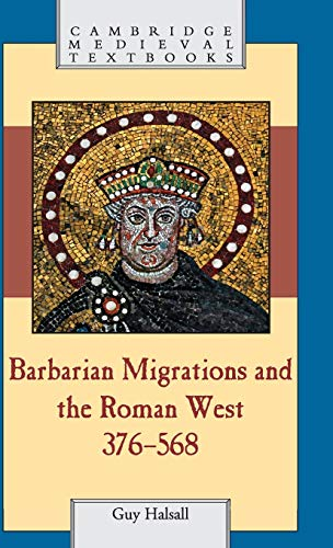 9780521434911: Barbarian Migrations and the Roman West, 376-568 (Cambridge Medieval Textbooks)