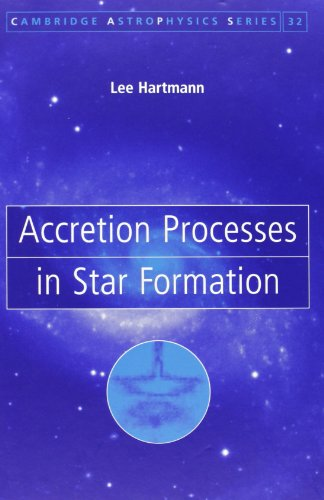 9780521435079: Accretion Processes in Star Formation (Cambridge Astrophysics)