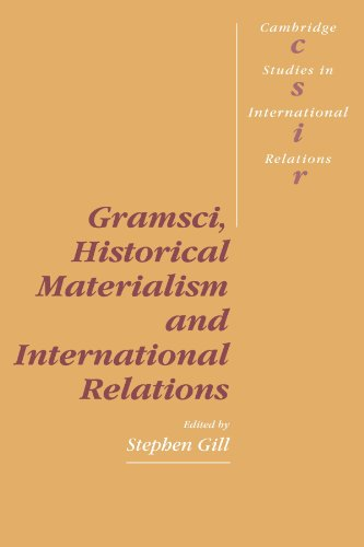 9780521435239: Gramsci, Historical Materialism and International Relations (Cambridge Studies in International Relations)