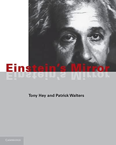 9780521435321: Einstein's Mirror