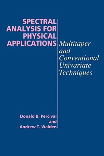 9780521435413: Spectral Analysis for Physical Applications