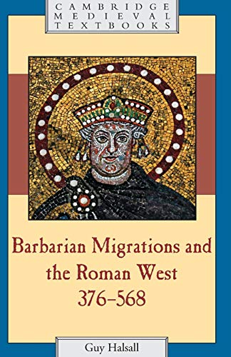 9780521435437: Barbarian Migrations and the Roman West, 376-568 (Cambridge Medieval Textbooks)