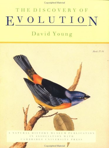 9780521435871: The Discovery of Evolution