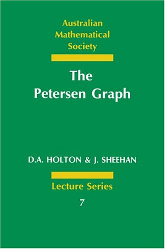 9780521435949: The Petersen Graph (Australian Mathematical Society Lecture Series)