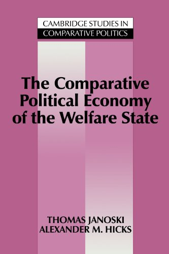 9780521436021: The Comparative Political Economy of the Welfare State (Cambridge Studies in Comparative Politics)