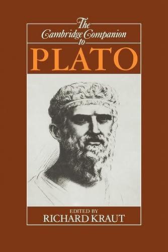 9780521436106: The Cambridge Companion to Plato