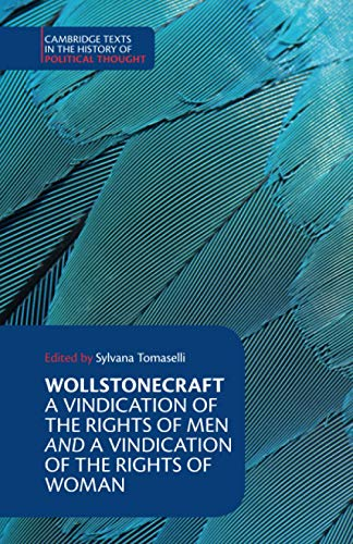 9780521436335: Wollstonecraft: A Vindication of the Rights of Men and a Vindication of the Rights of Woman and Hints (Cambridge Texts in the History of Political Thought)