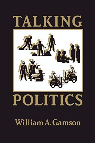 9780521436793: Talking Politics