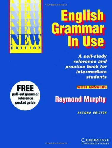 9780521436809: English Grammar In Use (+ Key): Reference and Practice for Intermediate Students