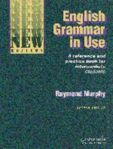 9780521436816: English Grammar in Use Without answers: Reference and Practice for Intermediate Students