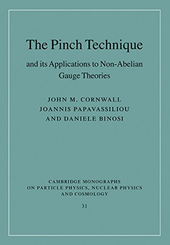 The Pinch Technique and Its Applications to Non-Abelian Gauge Theories (Hardcover): John M. ...