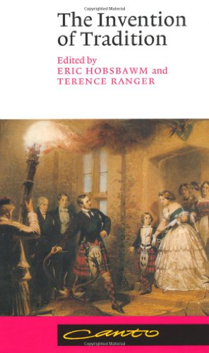 9780521437738: The Invention of Tradition (Canto)