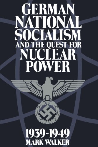 9780521438049: German National Socialism and the Quest for Nuclear Power, 1939-1949