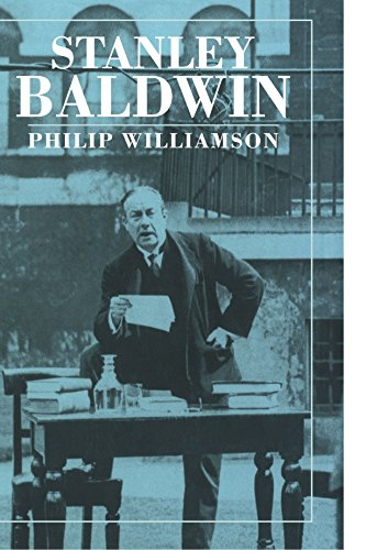 9780521438124: Stanley Baldwin: Conservative Leadership and National Values (British Lives)