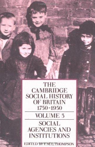 9780521438148: Cambridge Social History Britain v3: Volume 3