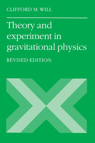 9780521439732: Theory and Experiment in Gravitational Physics, Revised Edition