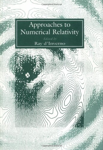 9780521439763: Approaches to Numerical Relativity