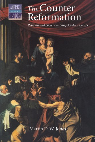 9780521439930: The Counter Reformation: Religion and Society in Early Modern Europe (Cambridge Topics in History)