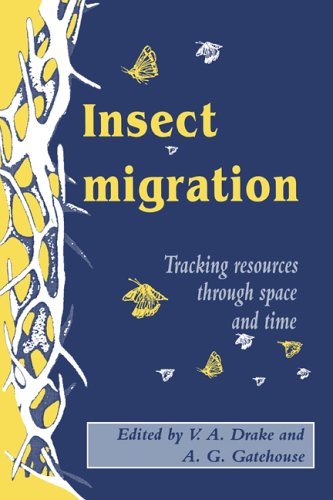 9780521440004: Insect Migration: Tracking Resources through Space and Time