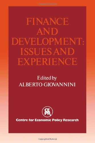 9780521440172: Finance and Development: Issues and Experience
